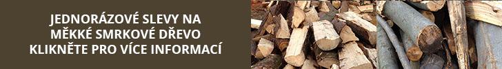 měkké palivové dřevo
